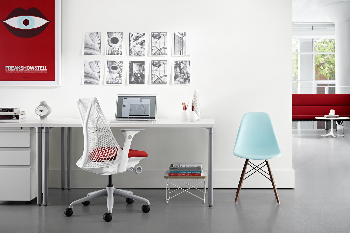 La silla Sayl de Herman Miller eleva el minimalismo del diseño y la ergonomía a otro nivel.