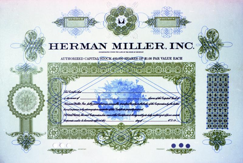 Nos gusta Herman Miller porque hace accionistas a todos los empleados de la empresa