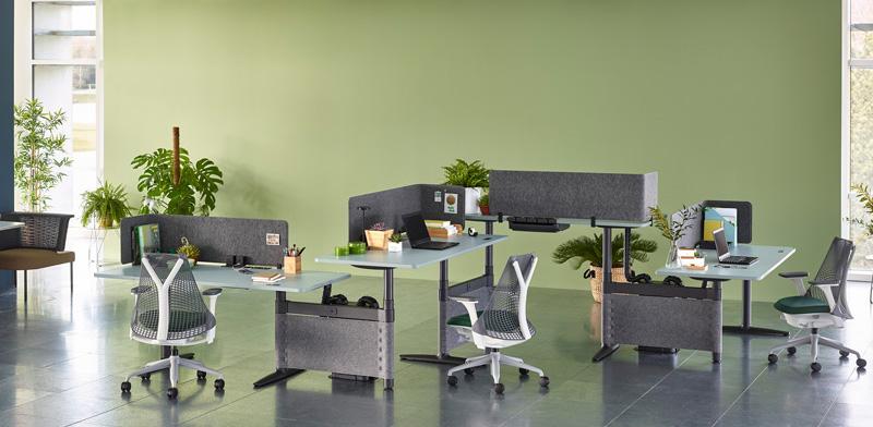 Nuevas oficinas COVID