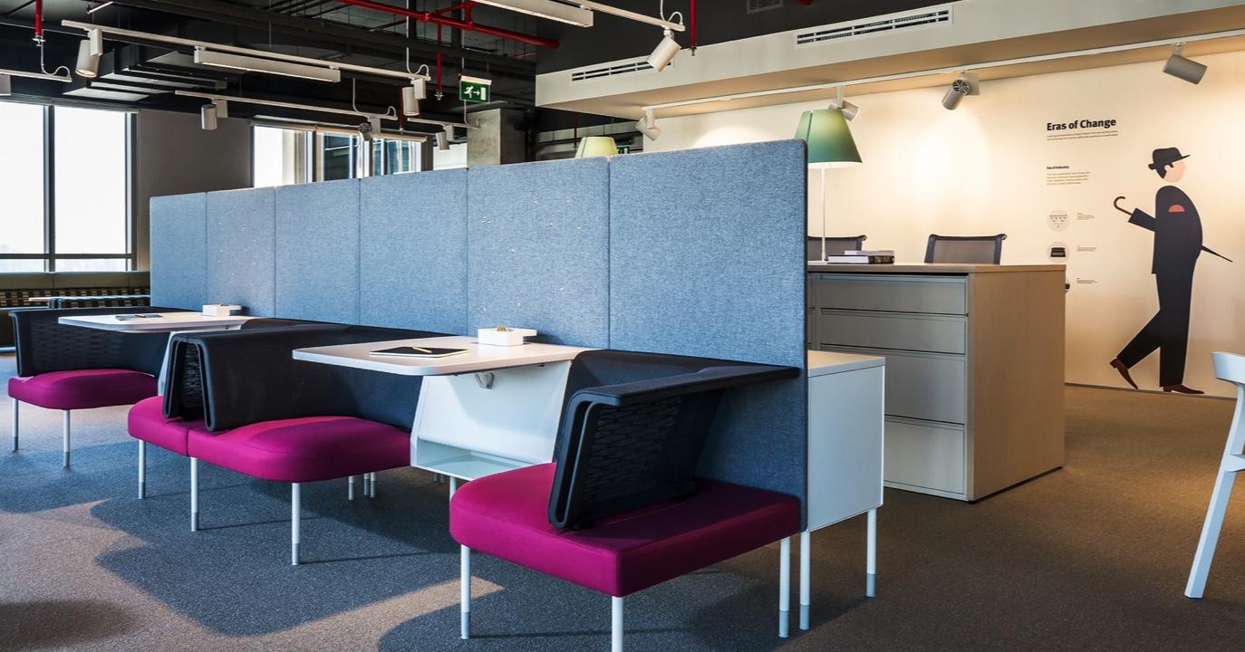 El aislamiento acústico permite disminuir el ruido en la oficina